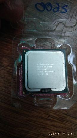 продам процесор інтел Е3300