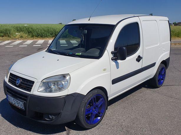 Fiat doblo, 1.9jtd 2006r, cena brutto F.VAT