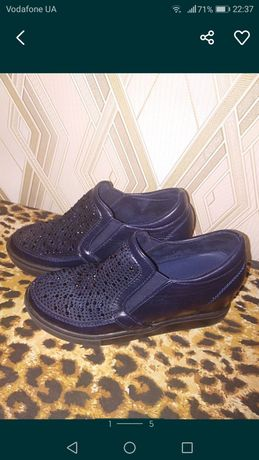 Туфли для девочки р. 35