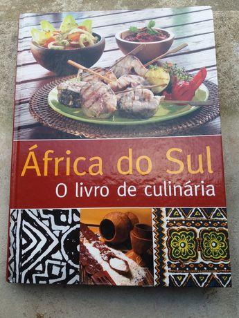 África do Sul-o livro de culinária