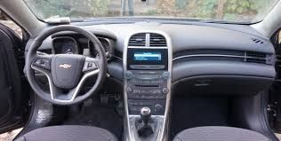 Салон Chevrolet Malibu {Шевроле Малибу)2016-2018г