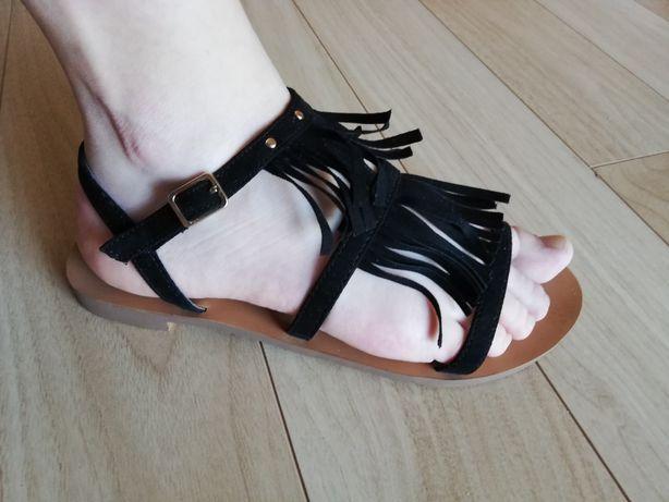 Sandały h&m 37