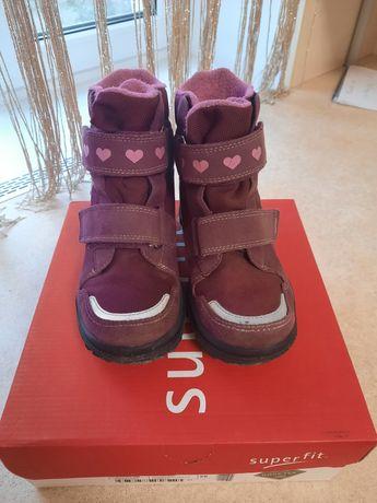Ботинки superfit 28р