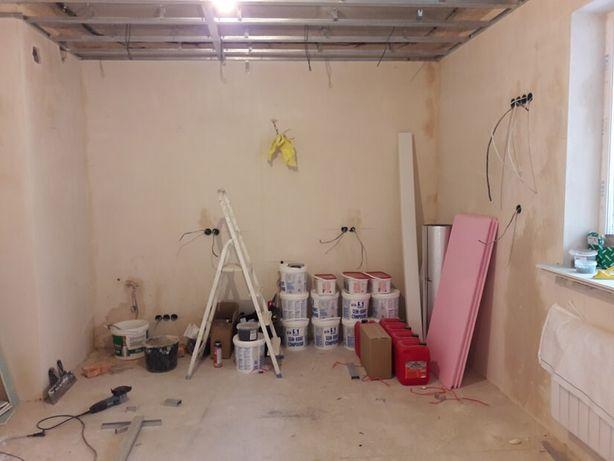 Строительство! Ремонт! Мелкий ремонт квартир и частных домов!