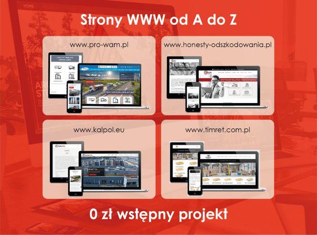 STRONY I SKLEPY INTERNETOWE strona www internetowa sklep internetowy