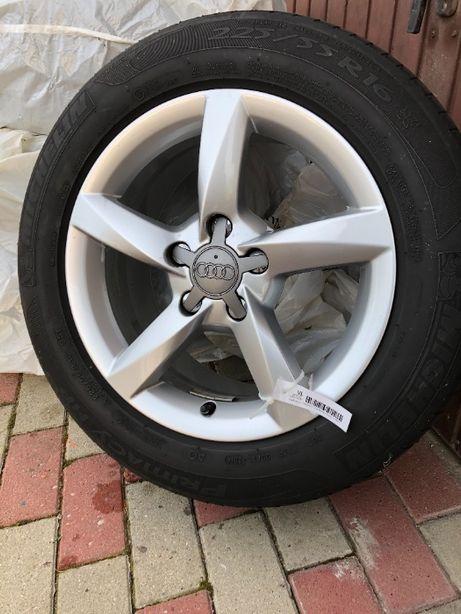 Oryginalne alufelgi 16 cali, Audi A4