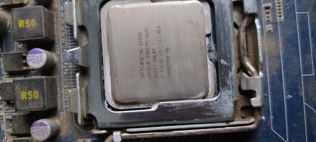 Intel Core 2 Quad 9505 срочно. торг