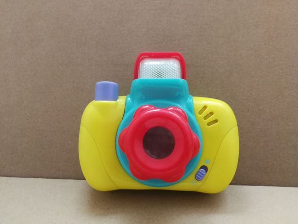 Aparat fotograficzny - super zabawka!