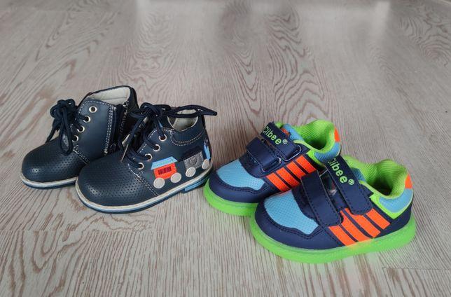 Продам Новые ботиночки и кроссовки для мальчика