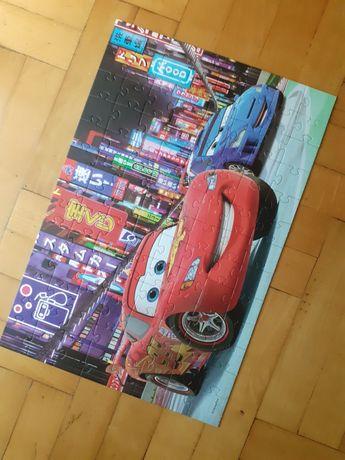 Puzzle cars 100 szt.
