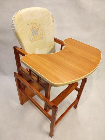 Stolik krzesełko do karmienia dziecka