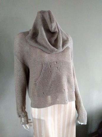 Acne studios гранж свитер худи оригинал