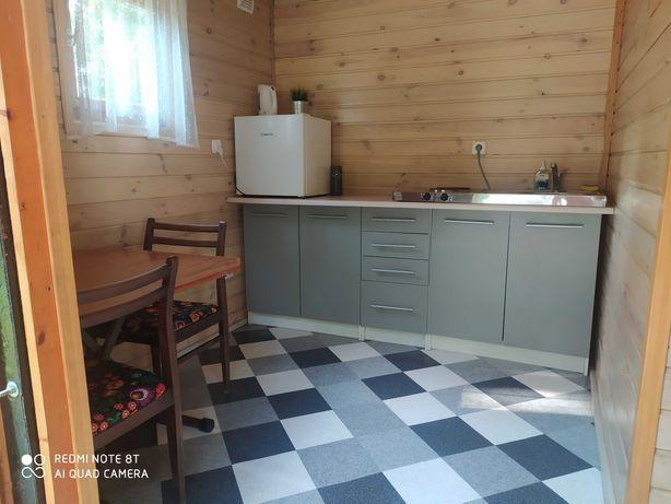 Boszkowo noclegi Centrum Domek Drewniany. WOLNY
