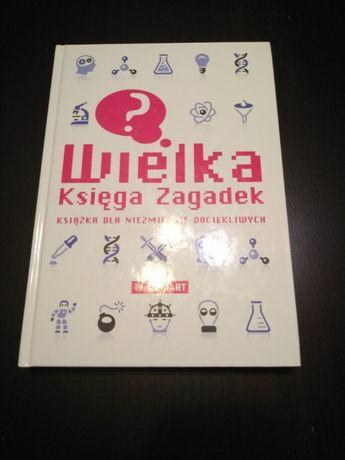 Wielka księga zagadek, książka dla niezmiernie dociekliwych