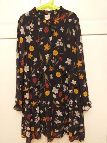 Sukienka dziewczęca 152 cm
