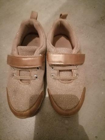 Buty dziewczęce 28