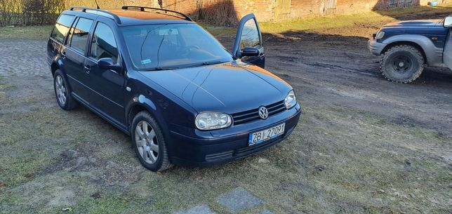 Vw golf IV 2003 pacific