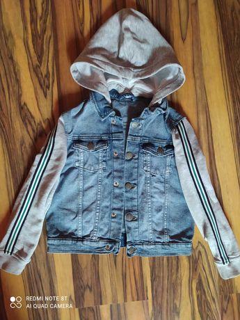 Джинсовый пиджак, куртка HM, р. 116