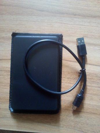 """Внешний жёсткий диск (hdd) 320 gb 2.5"""" USB 2.0. Академгородок."""