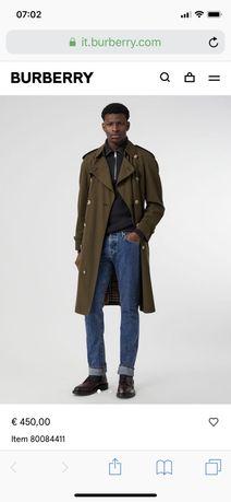 джинсы мужские burberry 2020