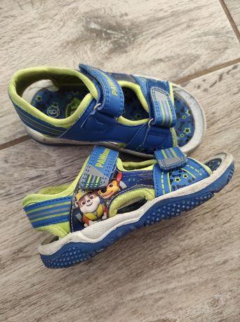Paw Patrol Psi Patrol buty buciki 23 sandały uk6 13,5-14 cm