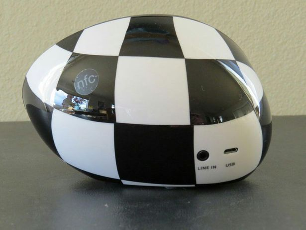 Mini mirror boombox Bluetooth