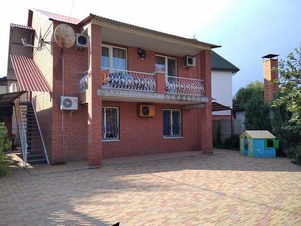 Продам дом на берегу Азовского моря.