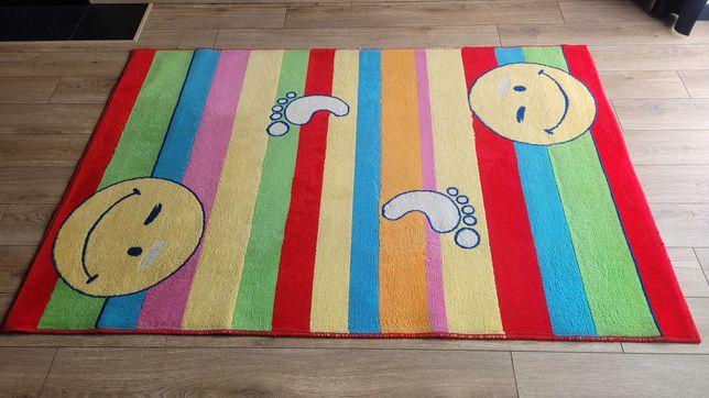 Dywan dziecięcy, kolorowy do pokoju dziecięcego  wymiar 200 x 135
