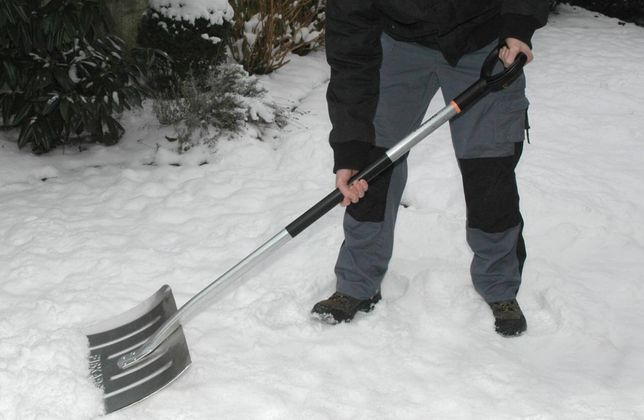 Уборка снега быстро и качественно