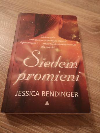 Książka Siedem promieni Jessica Bendinger