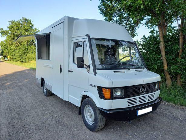 Mercedes-Benz 308D Food Truck / Autosklep / Gastronomiczny