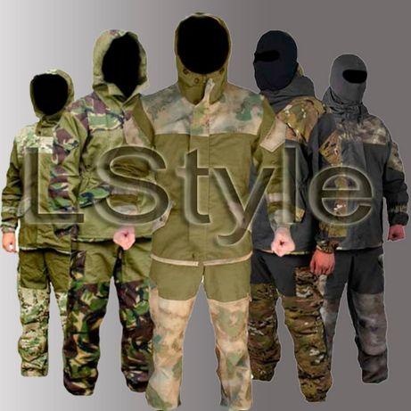 Тактический костюм Горка олива, хаки, камуфляж... Большой выбор!