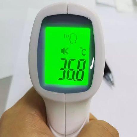 Termômetro Corporal Infravermelhos Digital Sem Contacto