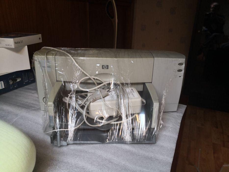 Impressora HP desk jet 845c Nossa Senhora de Fátima - imagem 1