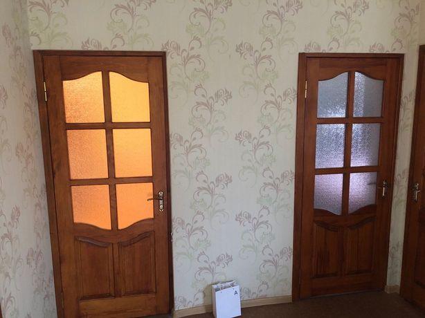 Продам деревянные межкомнатные двери