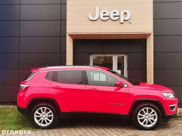 Jeep Compass LIMITED benzyna GSE T4 Turbo 130 KM