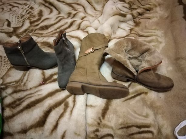 Пакет женской обуви