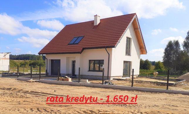 Dom_nowe osiedle_Leśny Dwór