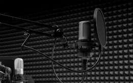 Студия запись голоса и инструментов фонограмм