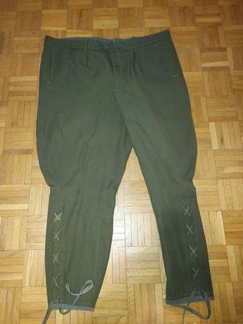 Spodnie bryczesy fo munduru radzieckiego ZSRR