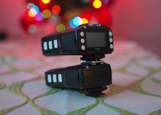 Wyzwalacz radiowy Pixel King Pro do Nikona