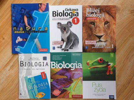 Pomoce nauczyciela podręczniki Biologia