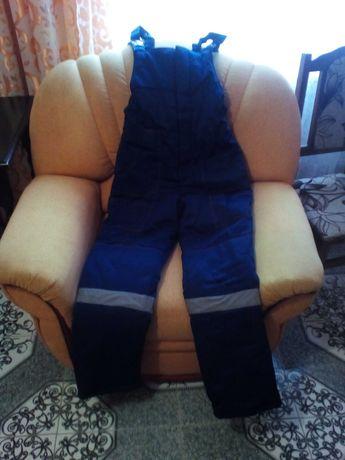 Нові ватні штани.