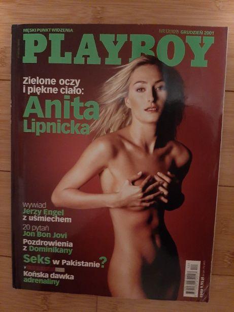 Playboy nr.12 (109), grudzień 2001