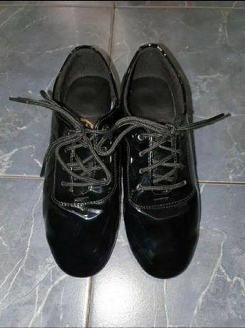 Туфли танцевальные 20 см