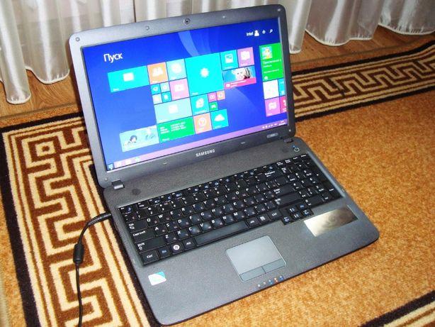 Мультимедийный ноутбук Samsung \ Intel \ Wi-Fi \ Windows 7
