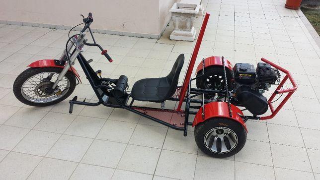 Vendo trike motorizado (triciclo)