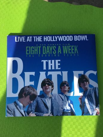 "Фирменный CD BEATLES ""Live At The Hollywood Bowl"" (2016)"