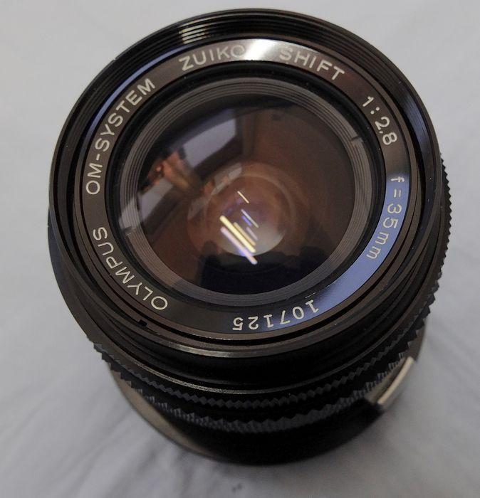 Olympus OM-system Zuiko Shift 1:2.8 f=35mm (35/2 28/2) Калиновка - изображение 1