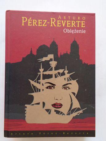 Oblężenie; A.Perez Rewerte